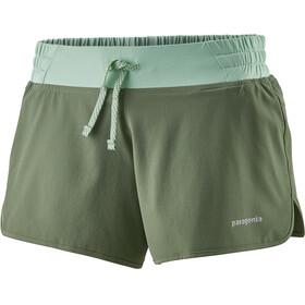 "Patagonia Nine Trails 4"" Shorts Women camp green"